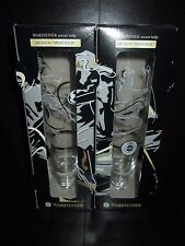 WARSTEINER Soccer Tulip Glasses - Offense, Midfield Designs