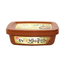 SoyBean Paste(Miso) Doenjang, Essential condiment for Korean Food, 6oz 170g