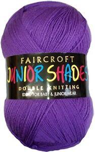 Faircroft Junior dk  500g