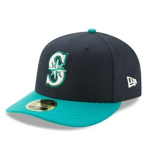 Seattle Mariners New Era Alternate Authentic Collection On-Field Low Profile