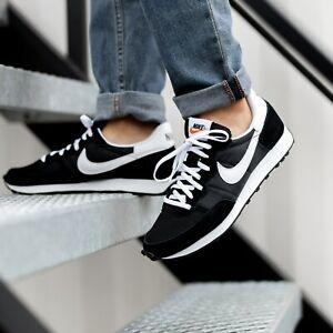 Nike Challenger OG Retro Running Shoes Men's size 10.5  Black CW7645-002