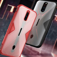 Fit for Nubia Red Magic 5G Phone TPU Back Cover Protective Case Cover Shell Skin