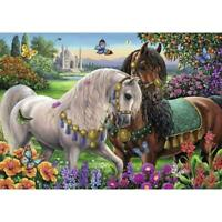 Horse Butterfly 5D Full Drill Diamond Painting Embroidery Cross Stitch Kits DIY