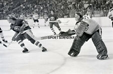 KEN BRODERICK - BOSTON BRUINS- Original 35mm b&w Negative