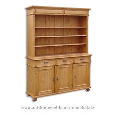 Bücherregal,Bücherschrank,Regalwand,Buffet,Landhausstil,Gründerzeit,Massivholz