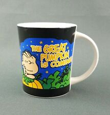Gibson Peanuts Great Pumpkin Coffee Mug / Linus Charlie Brown Halloween