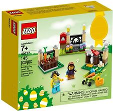*AUS STOCK* Lego 40237 Easter Egg Hunt BRAND NEW & SEALED! Easter Exclusive Set!