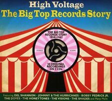 High Voltage - The Big Top Records Story 1958-1962 2CD NEW/SEALED