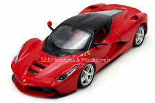 Bburago 1/24 Ferrari LaFerrari Model car Toy 634