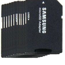 10 x Samsung microSD Adapter micro to SD SDHC SDXC card fit 16G 32GB 64GB 1