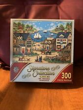 Signature Collections Mr. Wiggins Whirligigs 300 Piece Puzzle