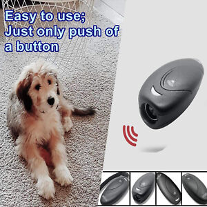 Outdoor/INDOOR Ultrasonic Anti-Barking Device Dog TRNG Control  HIGEST RATED