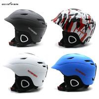 Winter Helmet Outdoor Sport Ski Snow Snowboard Helmet Bike Helmets Warm Earmuffs