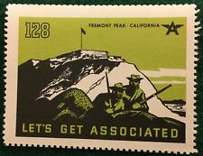 #128 Fremont Peak - California, Let's Get Associated Flying A Gas & Oil Company