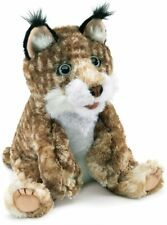 Folkmanis Puppets Play Pretend Fun Animal Puppets (Bobcat Kitten)