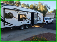 2017 Genesis Supreme Supreme 23Ss Toy Hauler Rv 29' Sleeps 6 Queen Bed Bunks A/C
