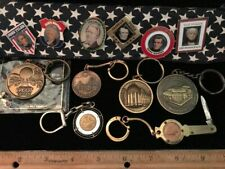 Lot of Keychains and other collectibles m