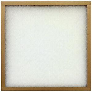 10055.012020 EZ Flow II 20x20x1-In. Air Filter - Qty 12