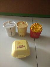 McDonald's Changeable lot