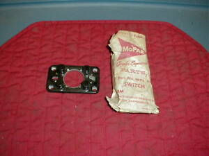 NOS MOPAR 1960-1 SQUARE HORN SWITCH FOR AUTO TRANSMISSION