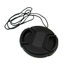 49mm Lens Cap compatible with any Lens or Camera with 49mm thread size