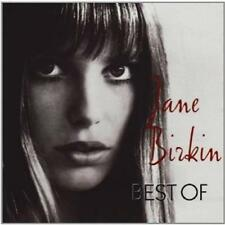 JANE BIRKIN / THE BEST OF JANE BIRKIN * NEW CD * NEU *