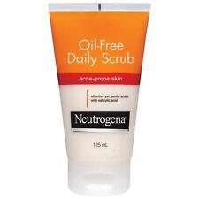 Neutrogena Oil Free Daily Scrub 125ml for oily / acne prone skin