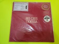 Bee Gees Odessa 180g flocked sealed 2 LP 2012 USA