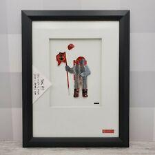 Coca Cola Official Memorabilia Can Art Astronaut Coke Flag by Martin Allen