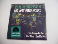 "VAN MORRISON / JOEY DEFRANCESCO - CLOSE ENOUGH FOR JAZZ - 7"" VINYL NEW 2018 RSD"