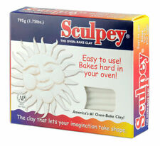 Sculpey White Modeling Clay 1.75 lb Pack
