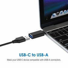 USB C Adapter Hi-speed USB-C to USB-A 3.0 for USB Type-C Devices ship from uk
