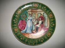 """Le Divorce"" Collector Plate By C.Boulme Josephine & Napolean Series"