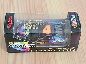 1999 #4 Bobby Hamilton Kodak Advantix 1/64 Action NASCAR Diecast MIP