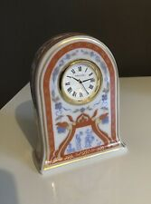 Horloge En Porcelaine De Limoges Haviland