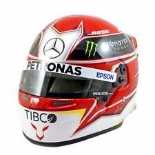 Mercedes AMG 1:2 Mini F1 Helmet Lewis Hamilton 2019