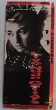 "BRIAN SETZER – ""LIVE NUDE GUITARS"" - EMPTY CD LONGBOX– LONG BOX ONLY- NO CD/CASE"