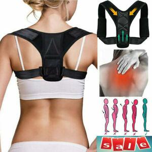 Haltungstrainer Rückenbandage Rückenhalter Geradehalter für Women Men