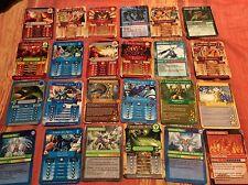 LOTTO 109 CARDS FIGURINE RACCOLTA GORMITI - GIG