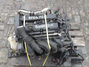 Ford Fiesta Ghia 2001-2008 1596 Engine Petrol FYJB / FYJA