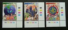 Malaysia Unit Trust Smart Investor Choice 2000 Costume Earth (stamp plate) MNH
