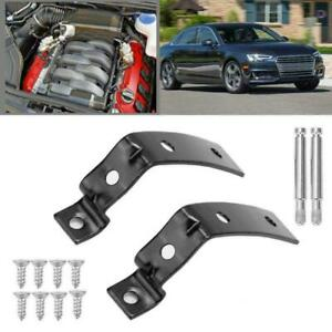 For Audi A4 S4 RS4 B6 B7 8E Glove Box Lid Hinge Snapped Repair Fix Kit Z-Bracket