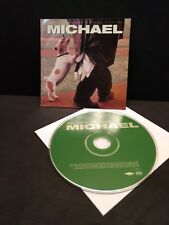 Michael Music From The Motion Picture CD