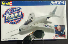 "Revell Kit No.8698, BELL X-5, 1/40, ""SWING-WING"", - NIB & 100% SEALED, 1988"
