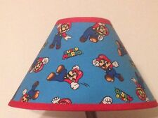 Super Mario Fabric Children's Lamp Shade