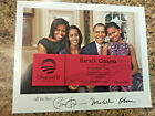 2007 Barack Obama Presidential Official Announcement Ticket Springfield, Ill. NM