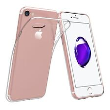 Simpeak Soft TPU Transparent Protector Clear Case for iPhone 7  iPhone 8