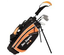 BEN SAYERS M1i JUNIOR AGE 5-8 PACKAGE SET INC BAG (RIGHT HANDED)(ORANGE BAG)