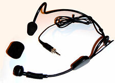 Headset microphone UH03 , suit Sennheiser wireless system NEW