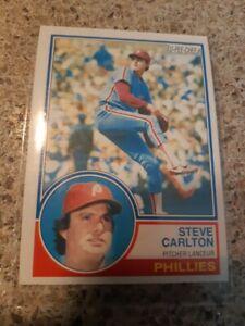1983 O-Pee-Chee Steve Carlton card #70 ( Philadelphia Phillies )